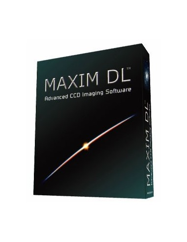 Diffraction Limited - Maxim DL - Image Processing (IP) version - 2