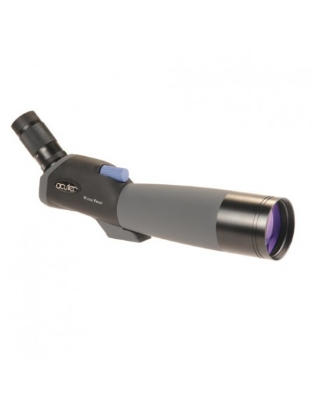 Acuter Pro-series waterproof 80mm spotting scope 45 degrees angled - 2