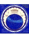 Rob Walrecht - Draaibare sterrenkaart - Planisfeer voor Nederland en Belgie - 2