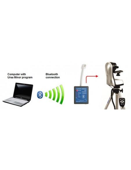 Ursa Minor Bluetooth interface - Wireless mount operation - version 1b