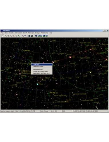 Ursa Minor Pro Planetarium and mount/DSLR control software - 2