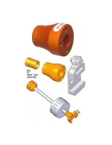 Geoptik Adapter for shaft 25mm - 30A251