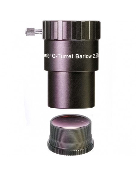 Baader Q-Barlow lens 2.25x (HT-multicoated) - 2956185