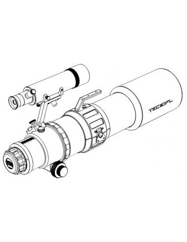 TEC APO110FL F/5,6 Fluoriet refractor
