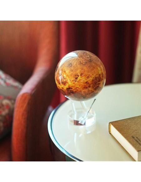 Mova Globe 4,5 inch Venus Globe that rotate freely