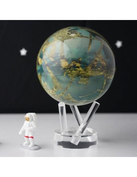 Mova Globe 4,5 inch Titan globe that rotates freely