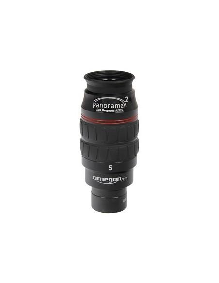 Omegon Panorama II 5mm 1.25'' eyepiece 100 degree