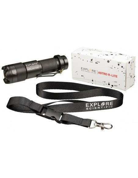 Explore Scientific ASTRO R-LITE red light flashlight - 2
