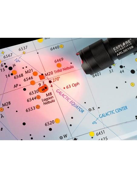 Explore Scientific ASTRO R-LITE red light flashlight - 3