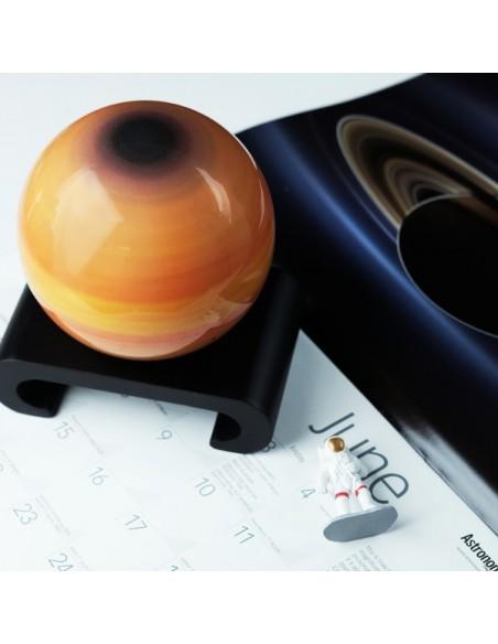 Mova Globe 4,5 inch Saturn globe that rotates freely