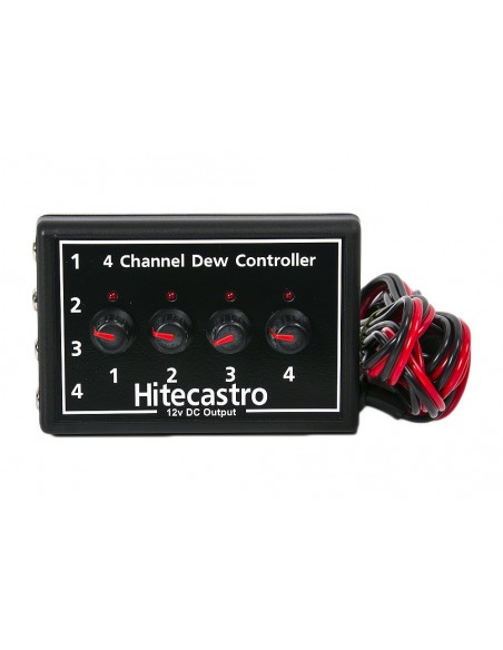 HiTec Astro Dew Controller four channel with four outputs