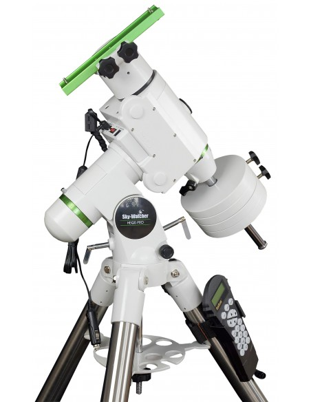 Sky-Watcher HEQ5 PRO SynScan GOTO equatorial mount with free power supply - 2