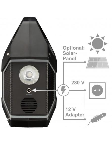 BRESSER Portable Power Supply 100 Watt - 4