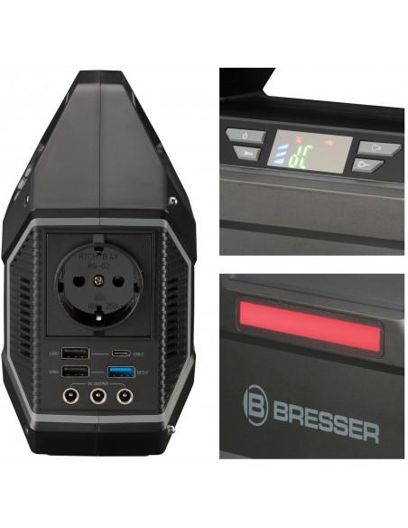 BRESSER Portable Power Supply 100 Watt - 6