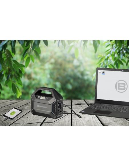 BRESSER Portable Power Supply 100 Watt - 7