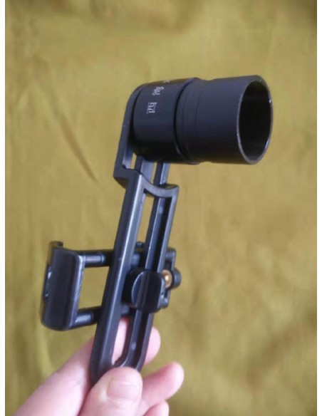 Robtics mobile telefoon houder met 10mm oculair