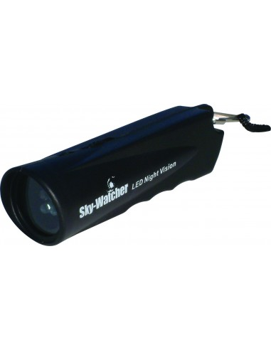Sky-Watcher red LED flashlight with dimmer - 1