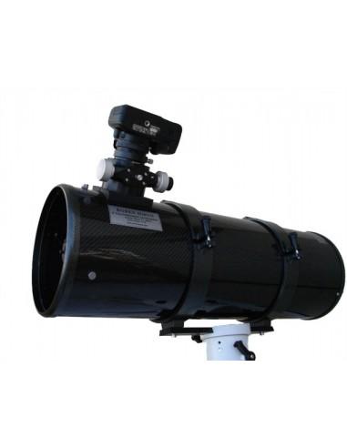Boren-Simon PowerNewt 2.8-8ED Astrograph 8 inch F2.8 Carbon - 2