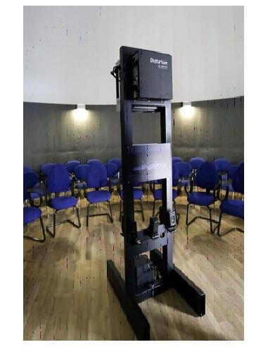 Skypoint digital planetarium - 1