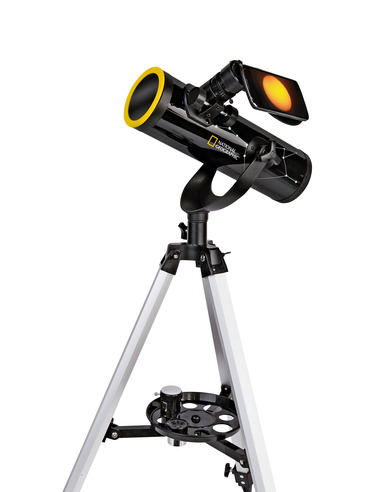 National Geographic 76/350 Solar filter telescope - 1