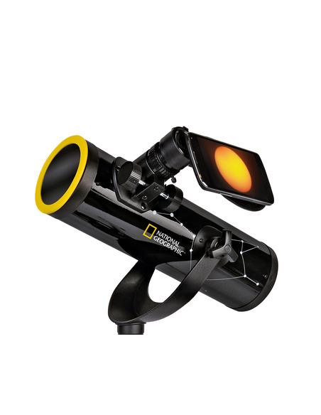 National Geographic 76/350 Solar filter telescope - 5