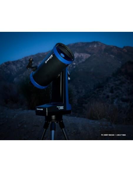 Meade Maksutov telescoop MC 150/1800 UHTC LX65 GoTo - 7