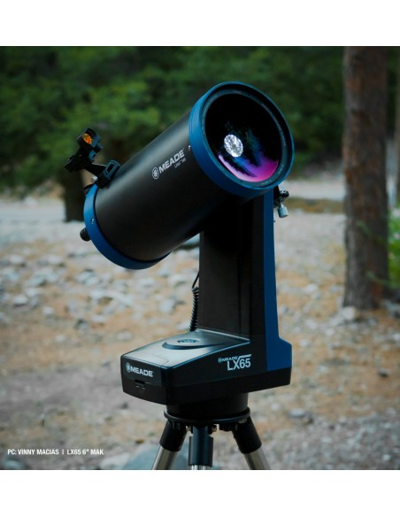 Meade Maksutov telescoop MC 150/1800 UHTC LX65 GoTo - 8