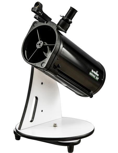 "Sky-Watcher Heritage-150P FlexTube 150mm (6"") f/750 Parabolic Dobsonian Telescope - 4"