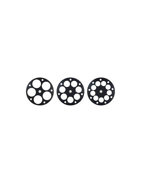Atik filter wheel carousel insert - 5x2 inch (M48) filters