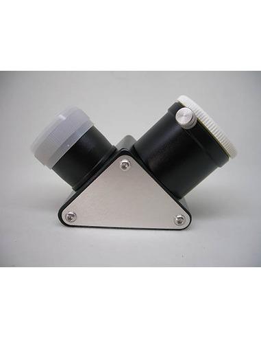 Robtics zenitspiegel metaal 1.25 inch - 1