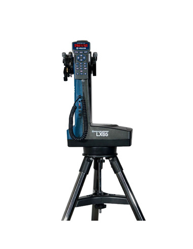 Meade LX65 Goto Mount and Tripod - 1