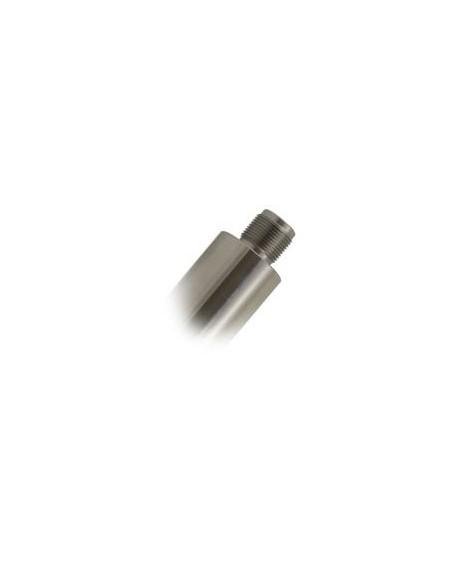 "Astro-Physics M9404-B 16.975"" x 1.875"" Diameter Counterweight Shaft , Stainless Steel- 1100, Mach2, Mach1, 1200, 900 - 2"