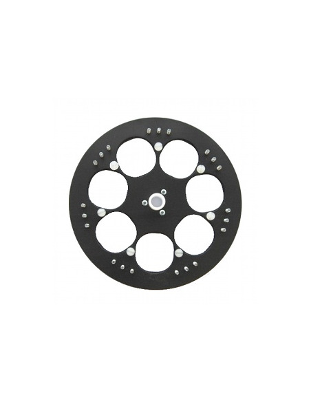 Starlight Xpress 7x Position Carousel for 1.25 inch std. mounted filters Starlight Xpress USB Std Filter Wheel - 2