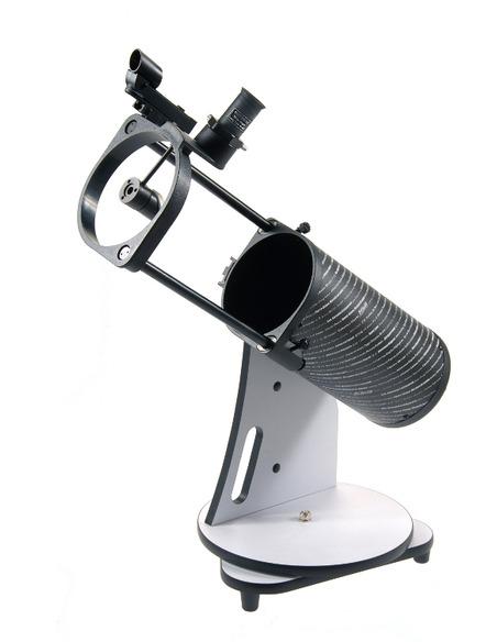 "Sky-Watcher Heritage-130P FlexTube 130mm (5.1"") f/650 mini Dobsonian Telescope - 1"