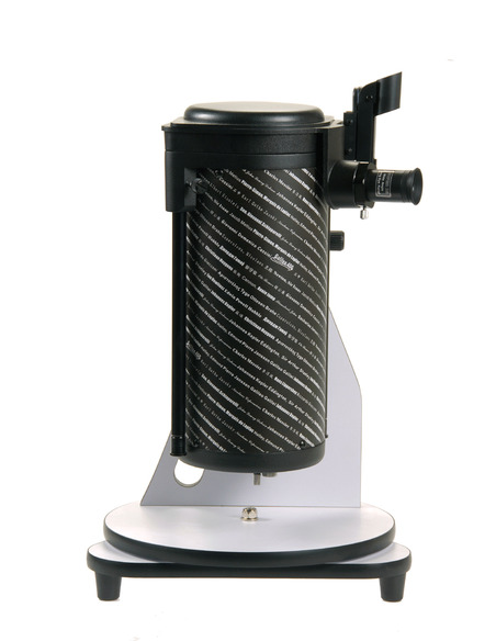 "Sky-Watcher Heritage-130P FlexTube 130mm (5.1"") f/650 mini Dobsonian Telescope - 2"