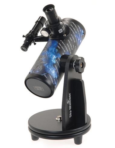 "Sky-Watcher Heritage-76 76mm (3"") f/300 mini Dobsonian Telescope - 1"
