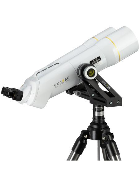 Explore Scientific BT-120 SF Giant Binocular with 62° LER Eyepieces 20mm - 4