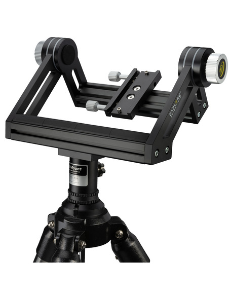 Explore Scientific U-Mount with tripod for giant binoculars - 1