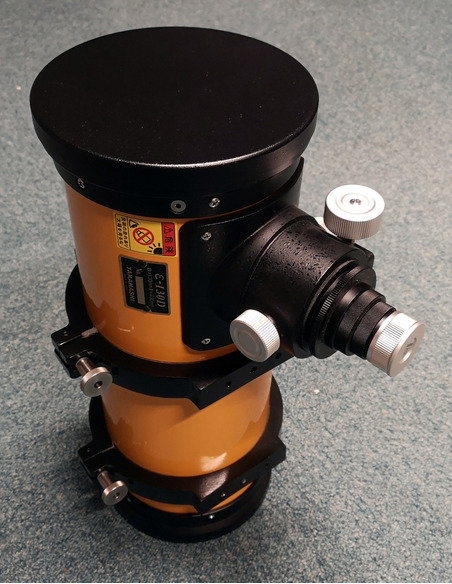 Takahashi Epsilon 130D F/3.3 Astrograph with Parallax tube rings - OCCASION - 1