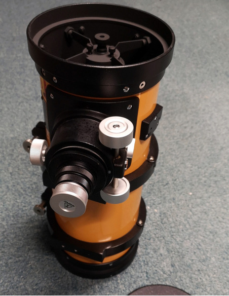 Takahashi Epsilon 130D F/3.3 Astrograph with Parallax tube rings - OCCASION - 5