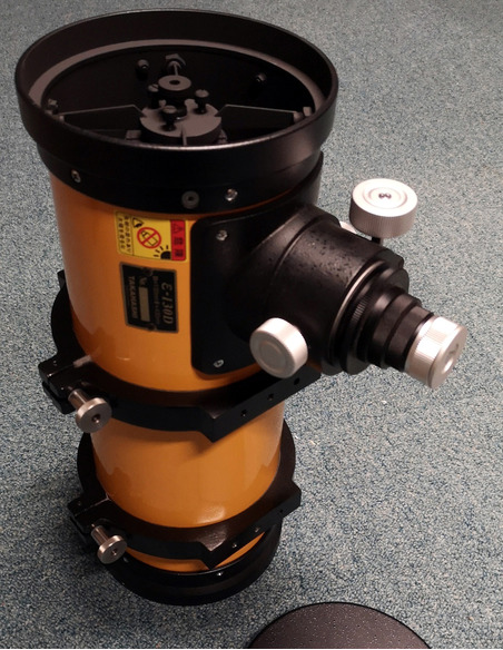 Takahashi Epsilon 130D F/3.3 Astrograph with Parallax tube rings - OCCASION - 6