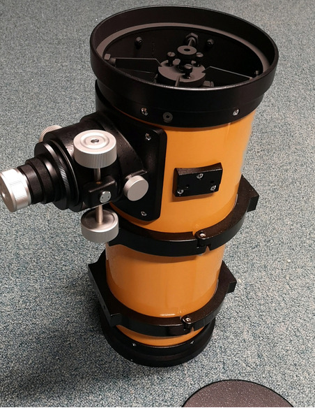 Takahashi Epsilon 130D F/3.3 Astrograph with Parallax tube rings - OCCASION - 7