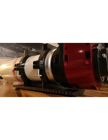 Takahashi FSQ-106ED 106mm F5 Petzval APO with Moonlite NightCrawler WR35 rotator/focuser - OCCASION - 2