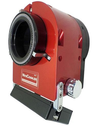 Moonlite NightCrawler WR35 3.5 inch Dual-Axis Rotator and Focuser - 1