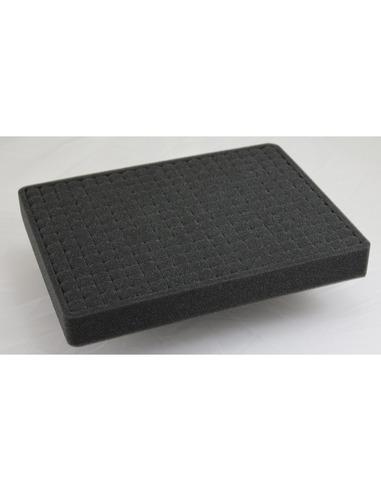 Geoptik Cubed Foam Sheet (plukschuim) for Geoptik Pelican Case Small - 1