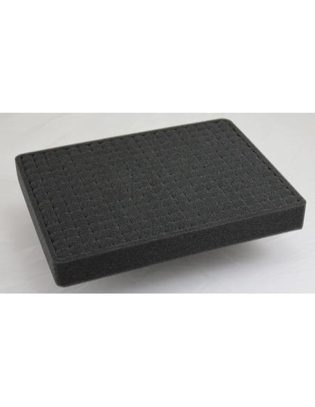 Geoptik Cubed Foam Sheet (plukschuim) for Geoptik Pelican Case Small