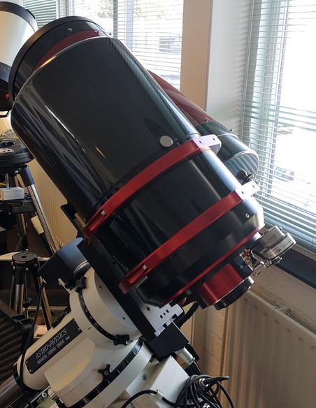 Officina Stellare Veloce RH 200 - 200mm F3 Riccardi Honders astrograph OTA - OCCASION - 3