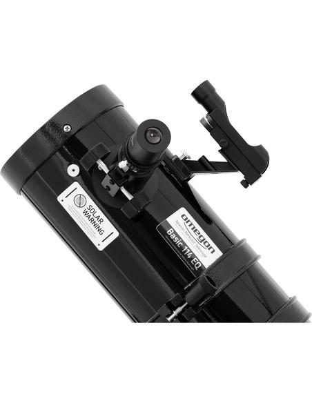 Omegon Telescope N 114/500 EQ-1 - 5