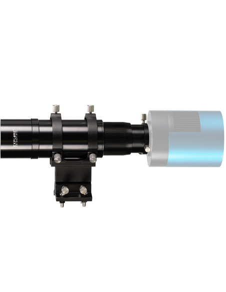 Explore Scientific 8x50 Finder and Guider Scope with Helical Focuser, 1.25inch and T2 connection - 4