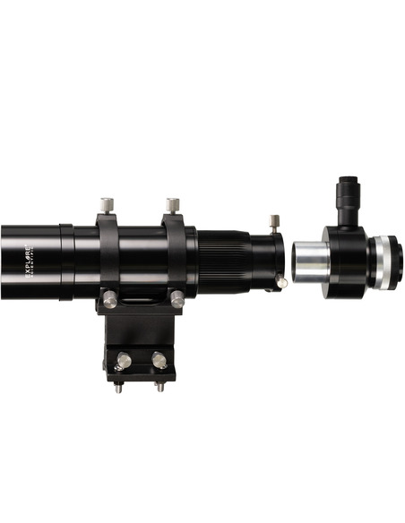 Explore Scientific 8x50 Finder and Guider Scope with Helical Focuser, 1.25inch and T2 connection - 7